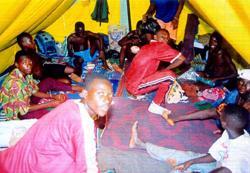 Actualité Togolaise, réfugiés